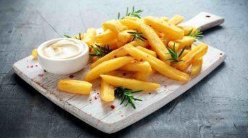 4 Cara Mengolah Kentang Goreng yang Sehat, Bebas Kalori dan Lemak
